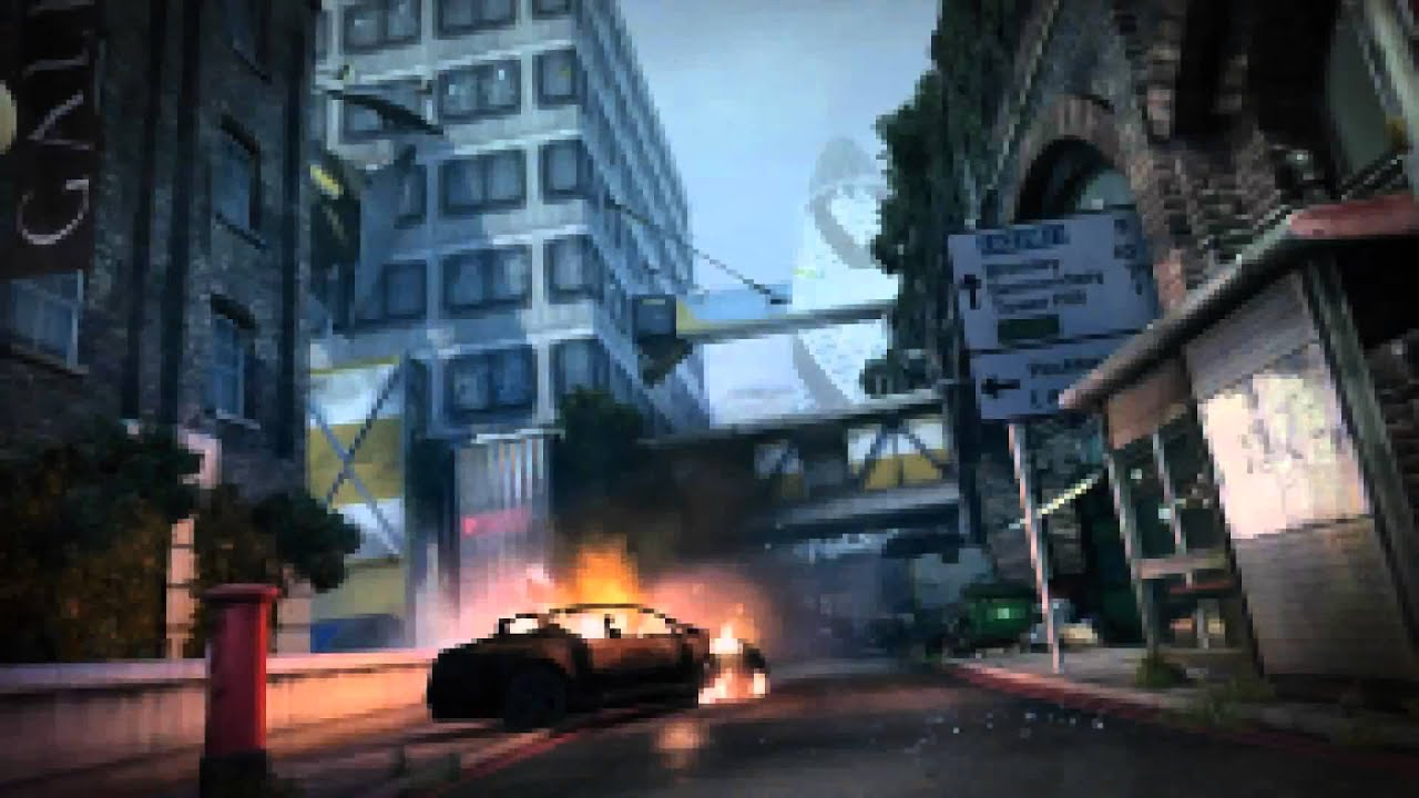 Here's Dirty Bomb, A New Multiplayer Shooter From The Folks Behind Brink