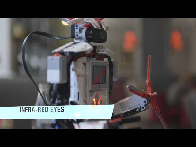 Lego Mindstorms EV3 set to launch on 1 September - social comm