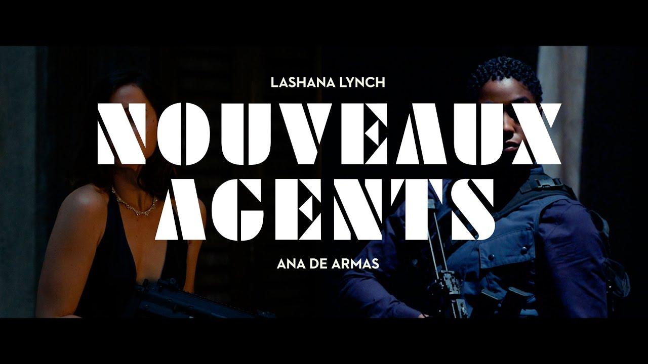"""Mourir Peut Attendre – Featurette """"Nouveaux Agents"""" VOST [Au cinéma le 6 octobre]"""