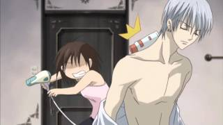 Vampire Knight Bathroom Fandub 6