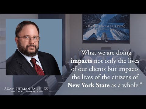 "What we are doing impacts not only the lives of our clients but impacts the lives of the citizens of New York State as a whole…"" testimonial video thumbnail"