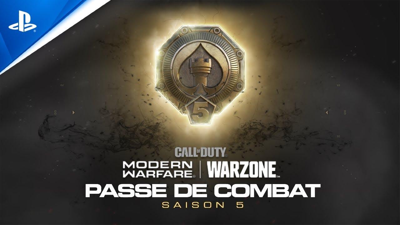 La Saison 5 de Call of Duty: Modern Warfare débarque avec l'ouverture du stade, l'arrivée d'un train et plus encore