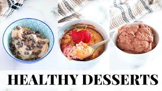 SINGLE SERVE DESSERTS: Healthy, Low Carb, Paleo Recipes