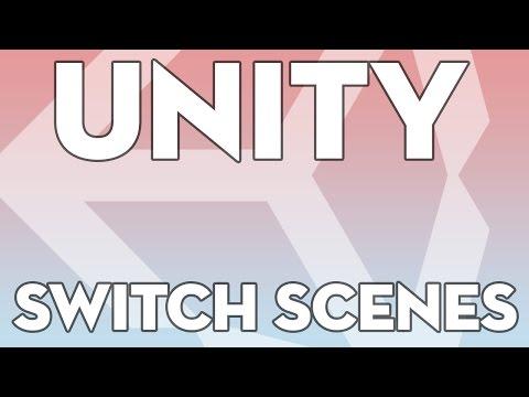 Unity Tutorials - Beginner 16 - Switching Scenes via script - Unity3DStudent.com