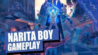 NARITA BOY: 40 minutos de glorioso pixelart barcelonés