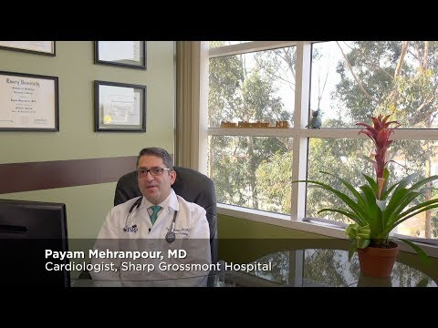 Heart Healthy Tips with Dr. Payam Mehranpour