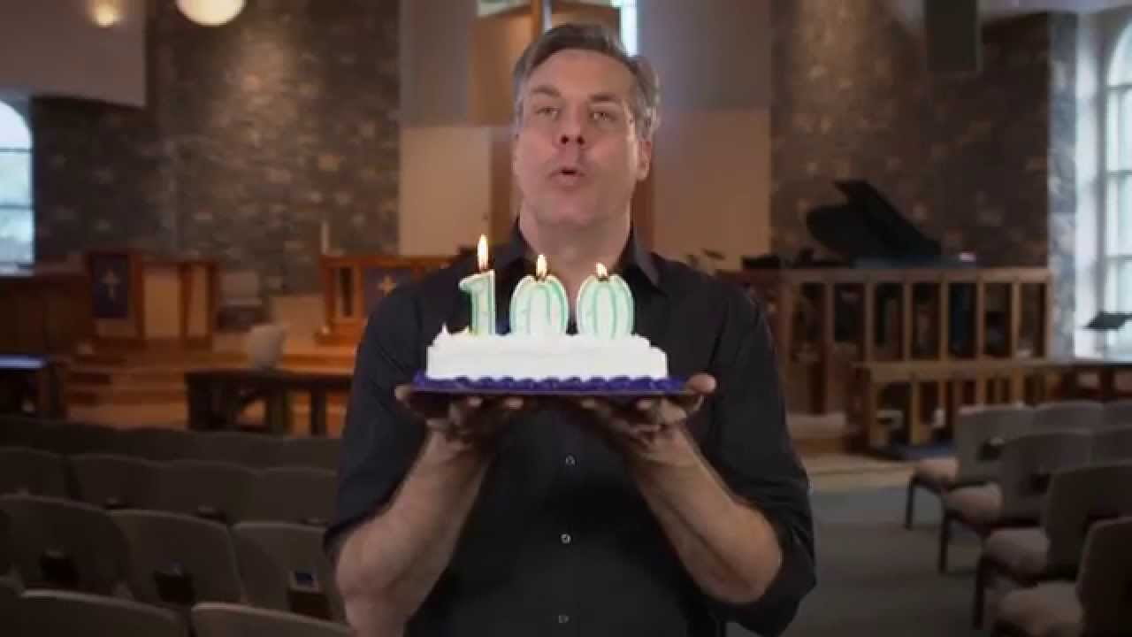 100th Episode Celebration! -- Chuck Knows Church