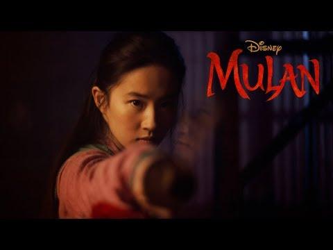 Atriz Liu Yifei vive a personagem Huan Mulan no novo filme da Disney
