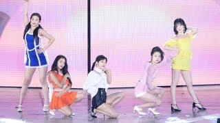 레드벨벳 (Red Velvet)  파워업(Power Up) [4K] 직캠 Fancam By Mera