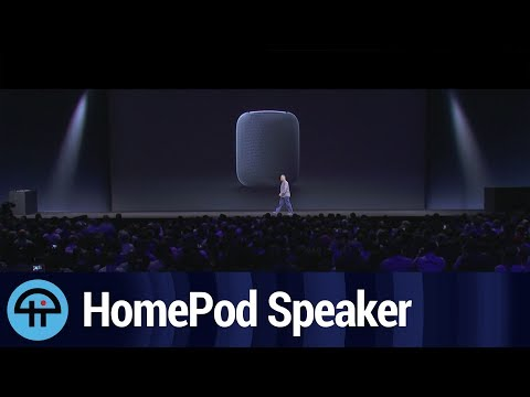 HomePod is Apple's