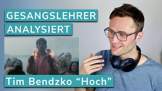 Gesangslehrer Reagiert   Tim Bendzko Hoch