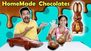 Pari Making Chocolates In 2 Minutes At Home   Paris Lifestyle