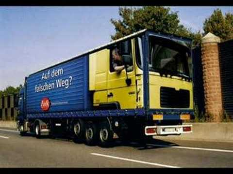 Super car video Here are 7 adobe photoshop photos of semitrucks..