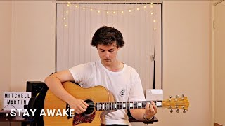 Stay Awake   Dean Lewis (Cover By Mitchell Martin)
