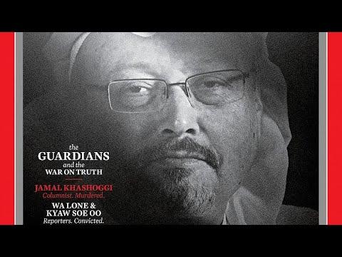 Jamal Khashoggi ist