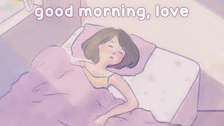 tiffi x tysu ~ good morning, love (lyrics) [cc]