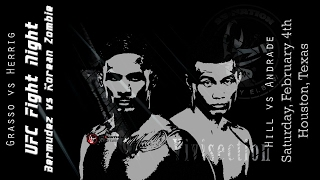 The MMA Vivisection - UFC Houston: Bermudez vs. Korean Zombie picks, odds, & analysis