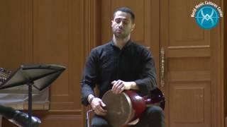 "Hosein Nourshargh & Ali Ghamsari in ""Rouyesh"". Moscow, 2016. Part 5"