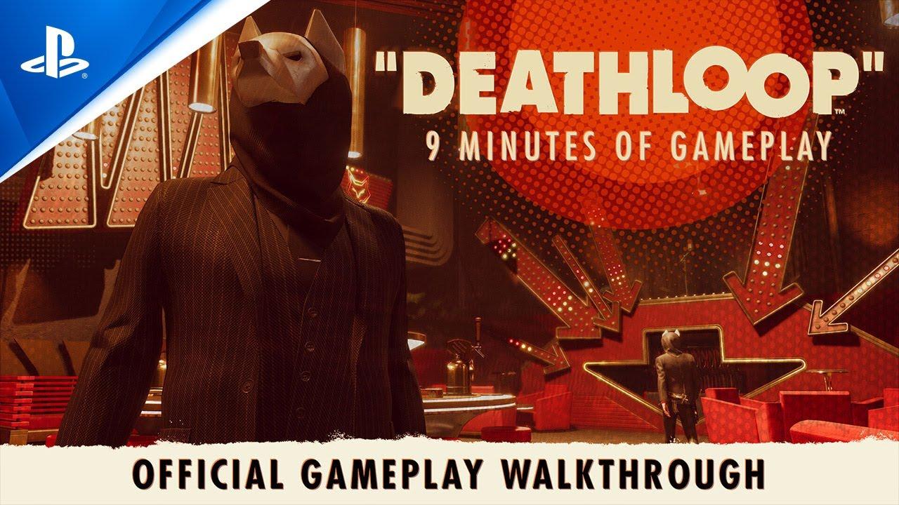 Deathloop: First look at extended gameplay