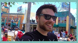 Getting my Tail Out at Hollywood Studios | Walt Disney World Vlog 2019