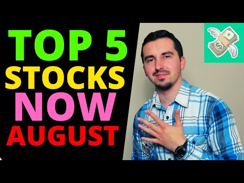 5 Top Stocks To Buy Now AUGUST 2020 PART 2 | EARNINGS! | 🚀