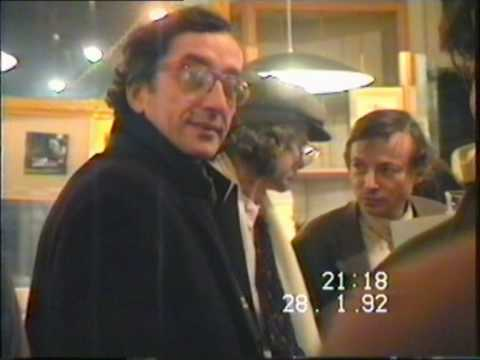 Vidéo de Serge Daney