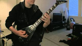 Children of Bodom - Was It Worth It guitar cover [Full song/cover]