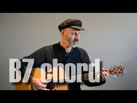 B7 Chord - Guitar Lesson