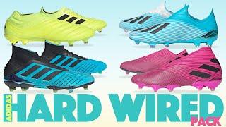 Adidas Hard Wired Pack... Colores Para Inicio De Temporada