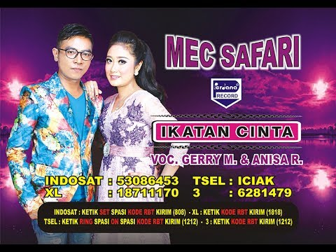 , title : 'Gerry Mahesa & Anisa Rahma - Ikatan Cinta - Mec Safari [Official]'