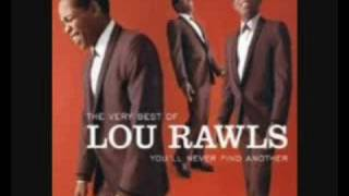 Lou Rawls - Lady Love video