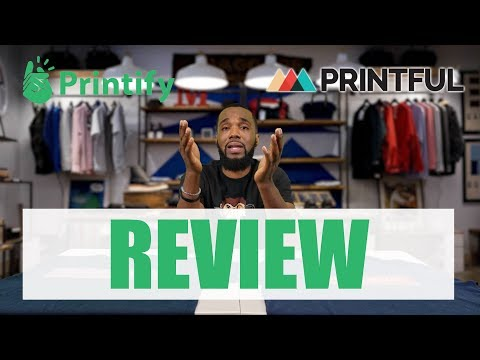 Download Printify Vs Printful Review After 1 Wash Video 3GP Mp4 FLV