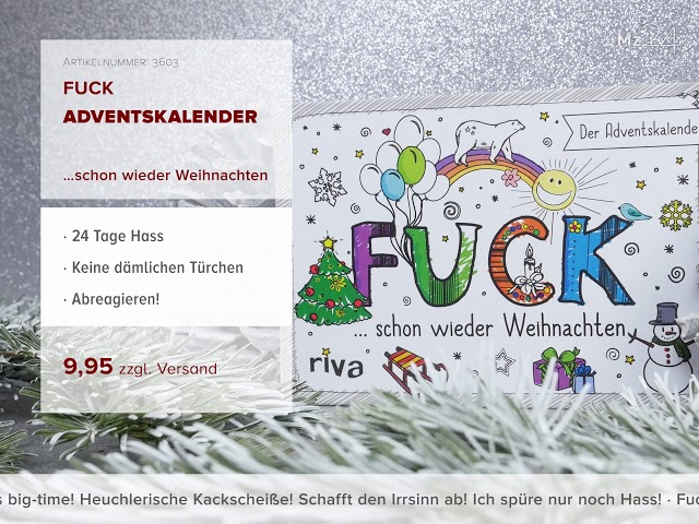 Fuck Adventskalender