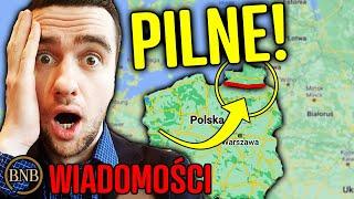 Rosja wezwała armię na granicę z Polską. 20 nowych jednostek bojowych