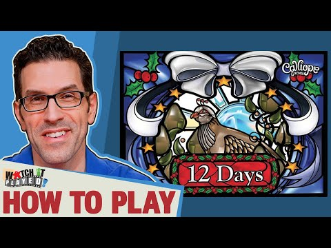 12 DAYS - How To Play - Watch It Played