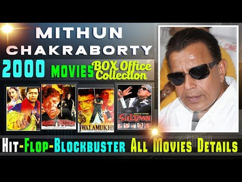 Mithun Chakraborty 2000 Movies | Box Office Collection | Hit and Flop, All Movies List.