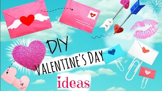 DIY Valentines Day Gifts & School Supplies Ideas | Easy & Cute Ideas