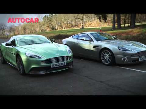 Aston Martin Vanquish: meet the ancestors - autocar.co.uk