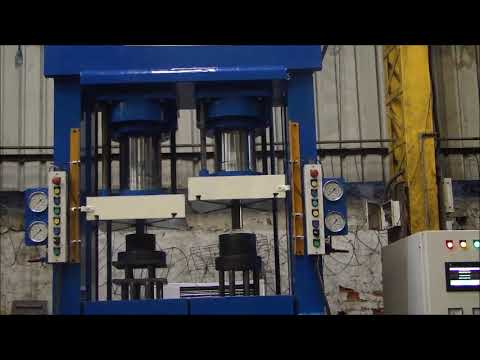Die Cushion Type Deep Draw Press