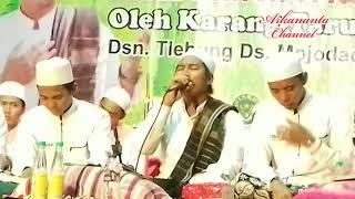 Merdu Sekali Suara Ridwan Asyfi Dengan Lagu Lau Kana Bainanal Habib & Deen Assalam Live Tlebung Bers