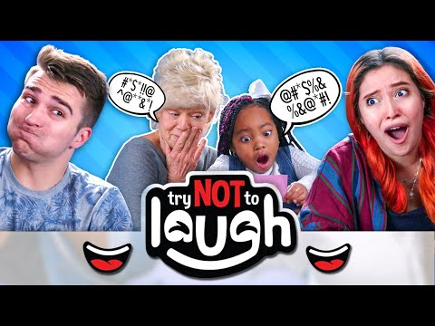 Try Not To Smile Or Laugh While Watching   Inappropriate Jokes By Kids And Elders 👵🏻😮👦🏻 (Ep. #138)