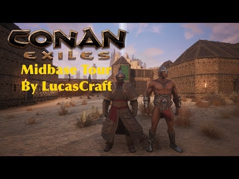 Conan Exiles: Penny Arcade Server Now Online - Page 27