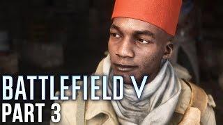 Battlefield 5 Exclusive Gameplay Walkthrough Part 3 - TIRAILLEUR