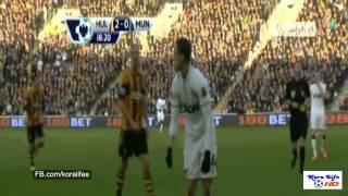 Hull City Vs Man Utd 2013 23 HD