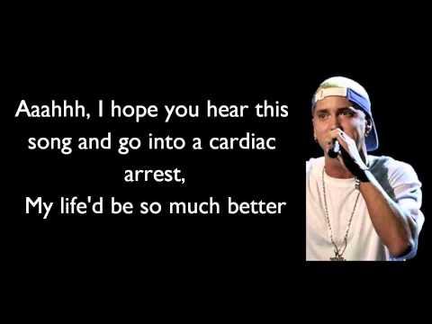 Eminem - So much better (lyrics on screen)
