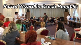 Parrot Wizard Seminar in Czech Republic 2017