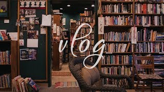 Bookstore Vlog | Visit Reston Used Book Shop