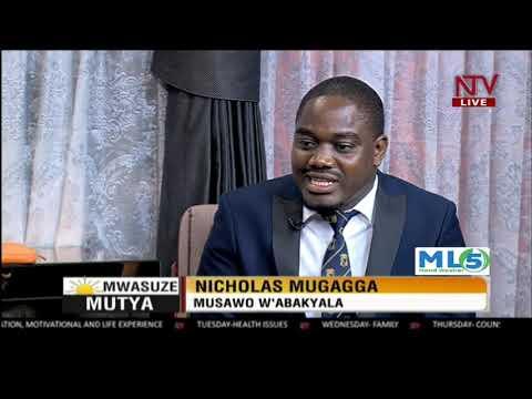 Mwasuze Mutya: DR Nicholas Mugagga musawo w'abakyala ayogera ku nsonga
