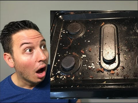 How To Clean a Gas Stove Top With 1 Magical Cleaner!