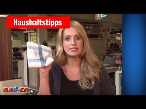 Haushaltstipps: Holzoberflächen pflegen und auffrischen